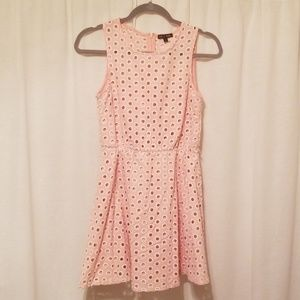 Pretty Keyhole Dress